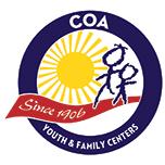 COA Youth & Family Centers Logo