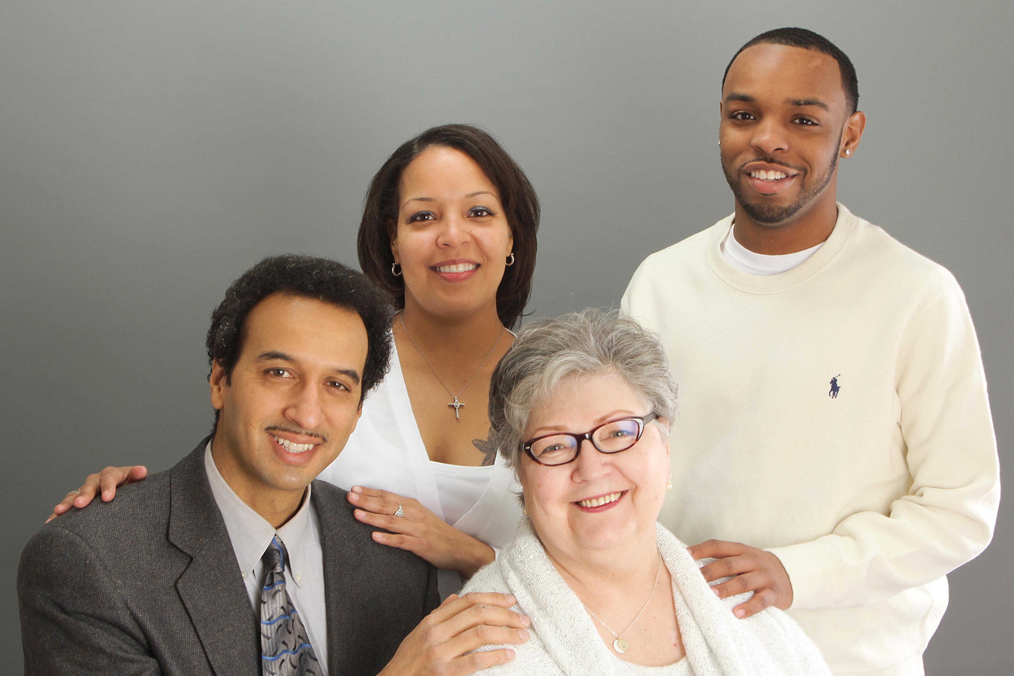 Wamai Family Picture